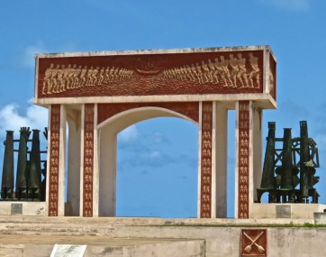 Door of No Return, Ouidah, Benin