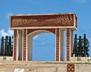 Door of No Return, Ouidah, Benin