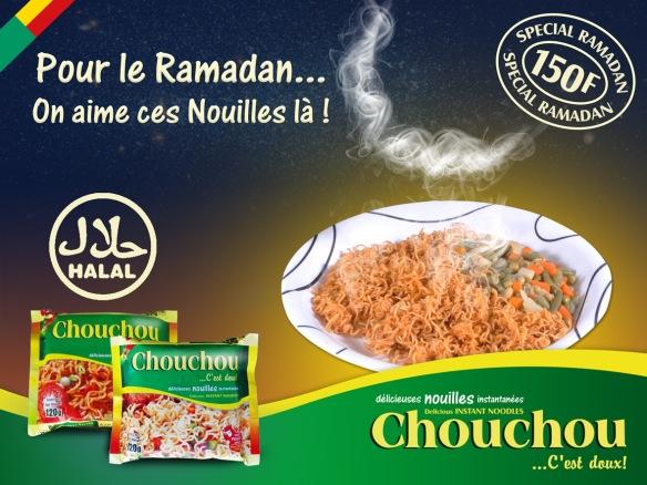 Affiche Chouchou Ramadan