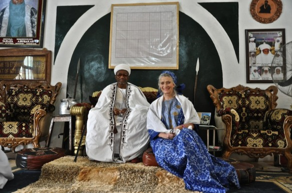 ETSU of Nupe Emir His Royal Highness (Bahagadochi) Alhaji Yahaya Abubaker