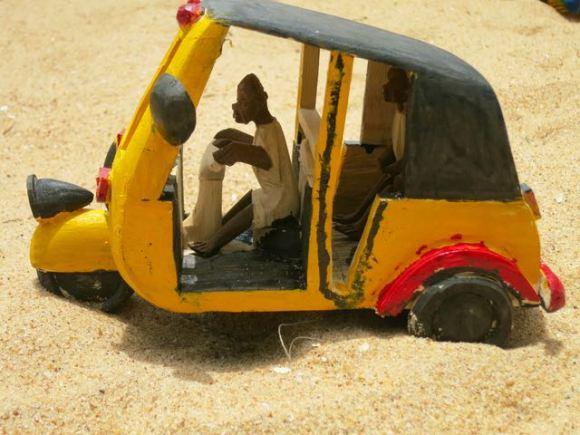 ke-ke (auto rickshaw)