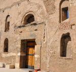 Pharaonic gate