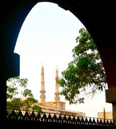 el-Nour Mosque from Demerdash complex