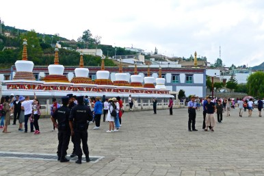 Ta'er Si Monastery, Xinging