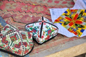 Uyghar hats