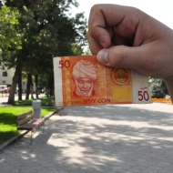 Kurmanjan on 50 some note