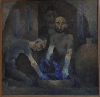 """Dyers""1932 by Elena Korovay"
