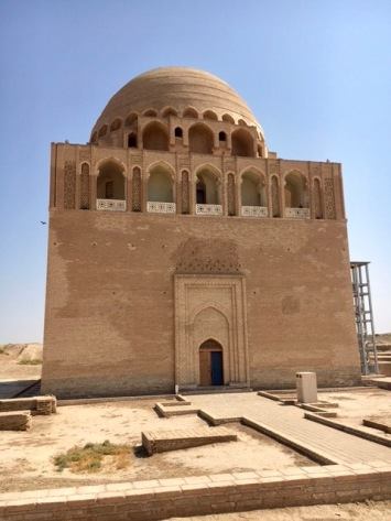 Mausoleum of Sultan Sanjar 12th century