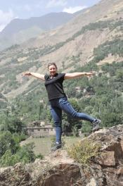 Sitora in Tajikistan
