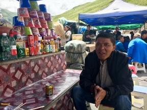 Tenzin in Tibet Autonomous
